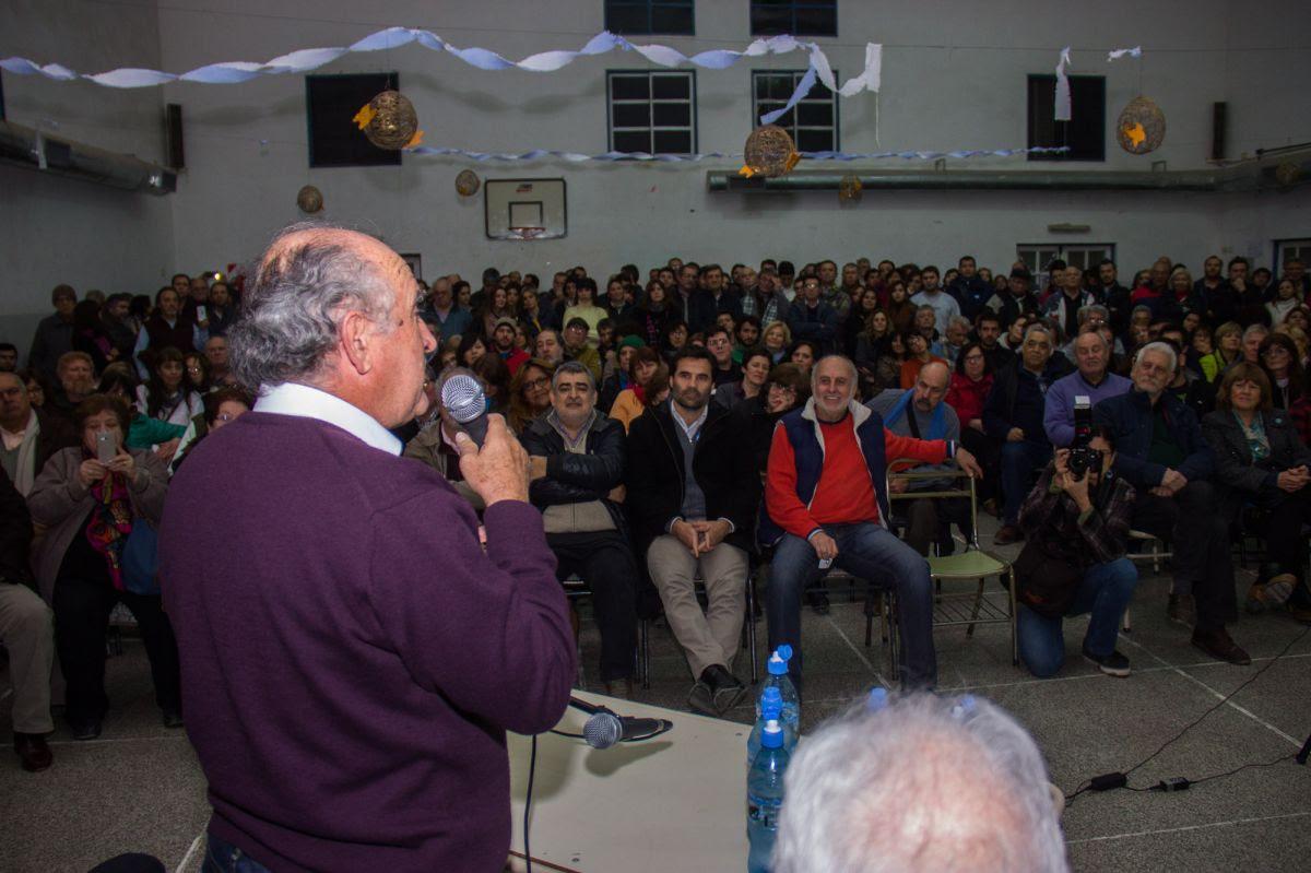 El Instituto Patria en Cipolletti (Río Negro)