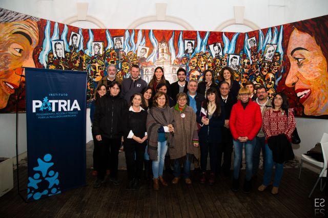 El Instituto PATRIA acordó una agenda de trabajo con municipios bonaerenses