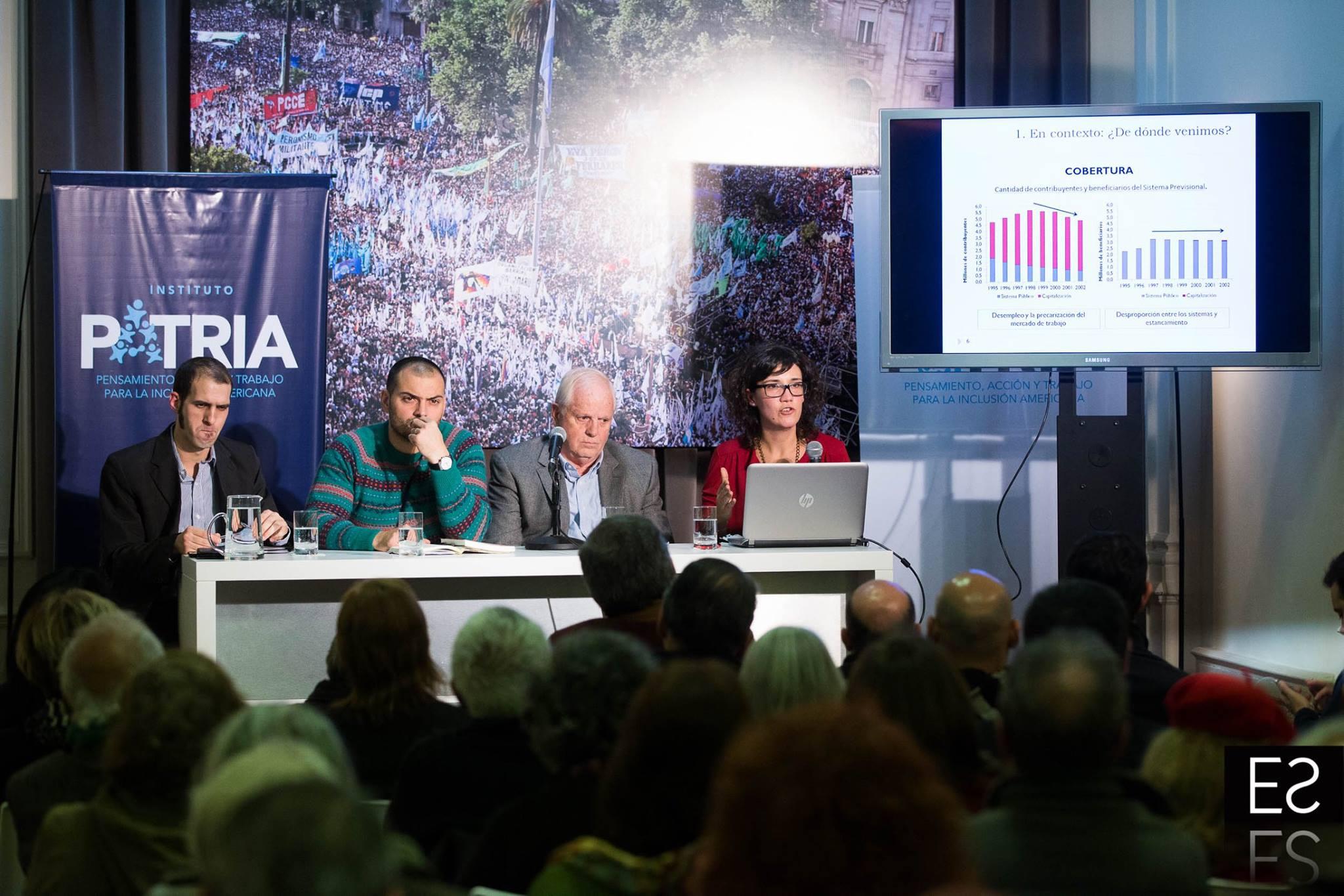 «La destrucción del Sistema Previsional Argentino»