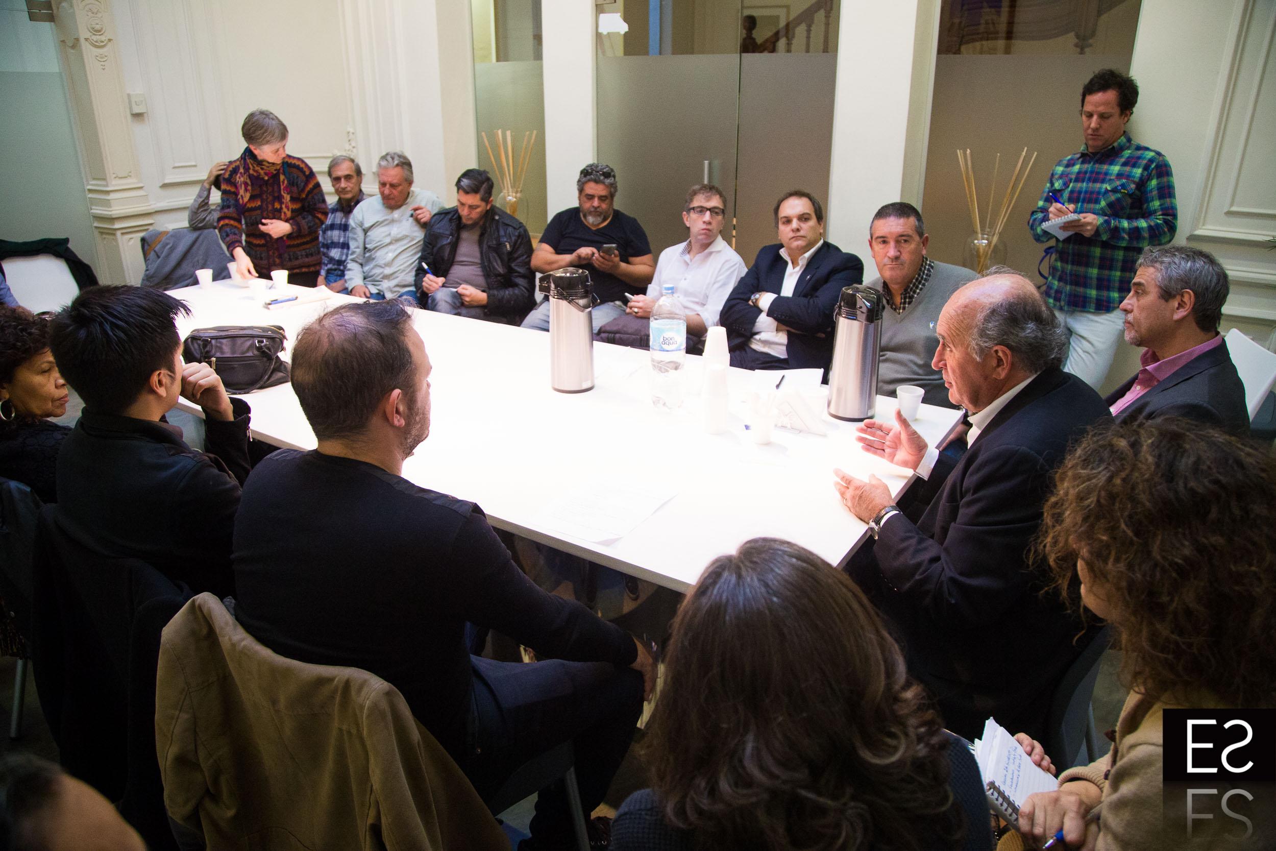 Referentes del Instituto PATRIA y dirigentes sindicales acordaron una agenda conjunta sobre Derechos Humanos