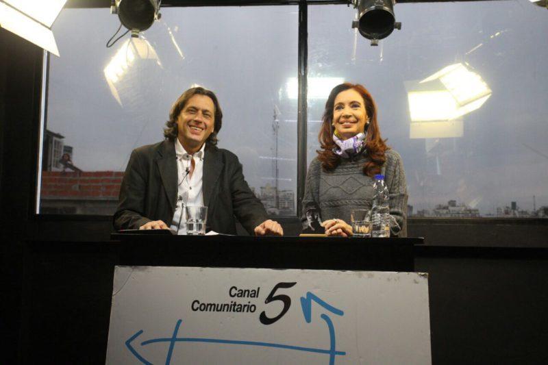 CFK en Urbana TV