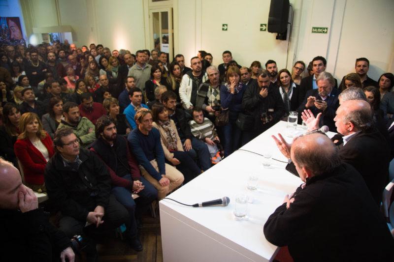 Encuentro con Concejales de la Pcia. de Buenos Aires y comuneros de la CABA