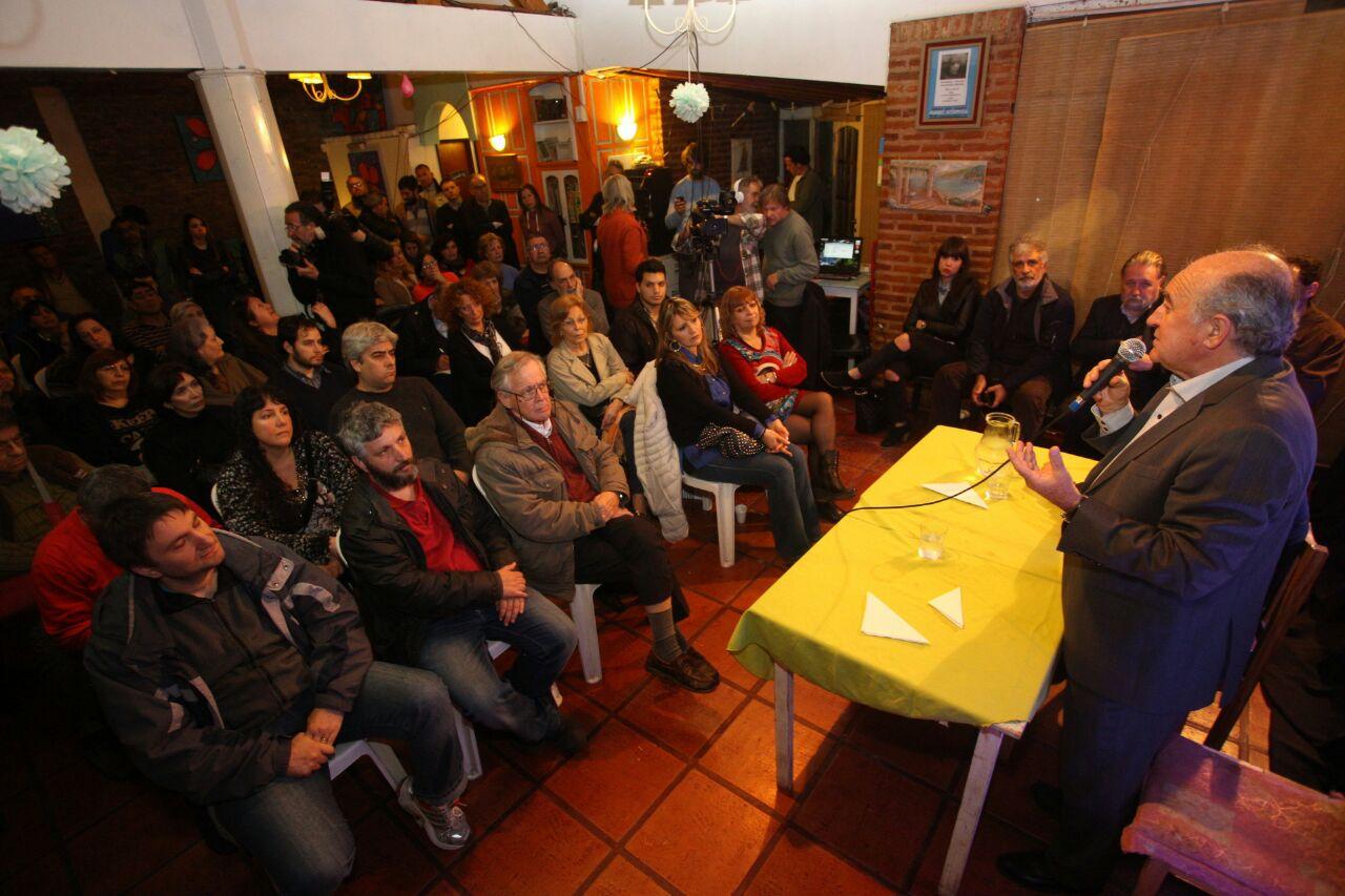 El PATRIA se presentó en el partido de Tres de Febrero