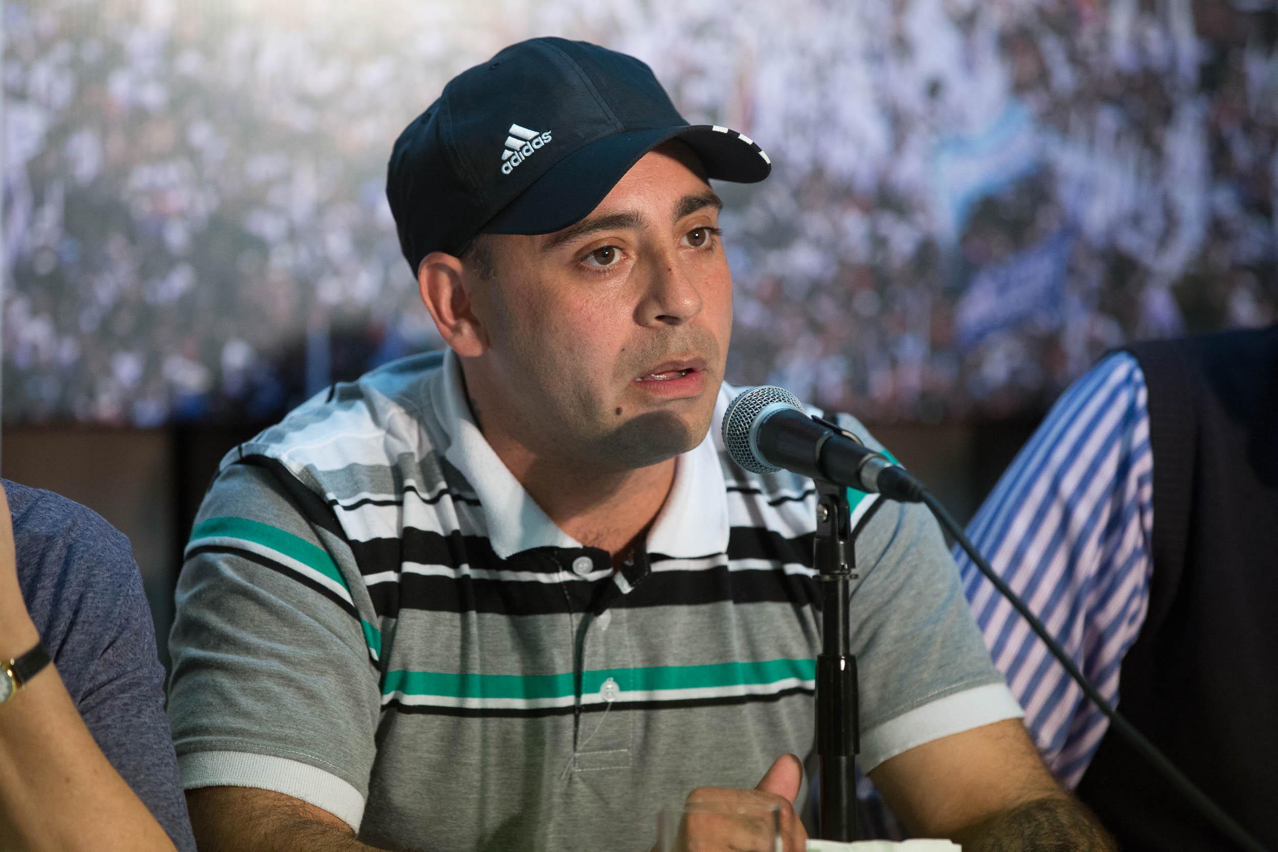 """Alejandro """"Pitu"""" Salvatierra """"En los últimos meses sufrimos un descenso muy pronunciado de las políticas que generaban contención"""""""