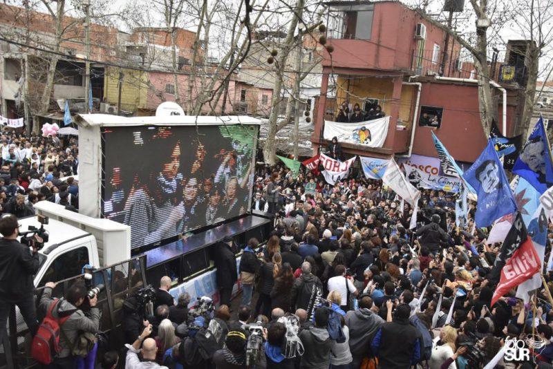 CFK en la Villa 31