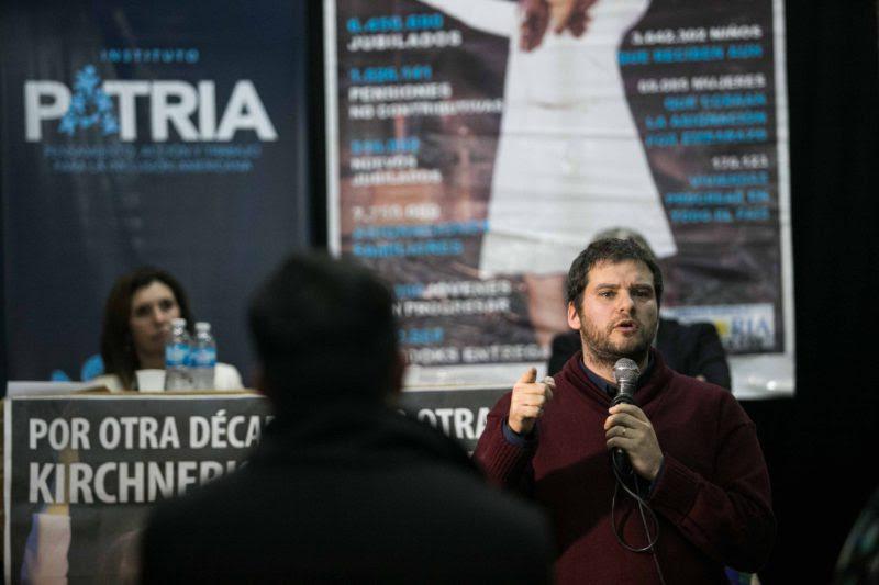 El Instituto PATRIA se presentó en Santiago del Estero