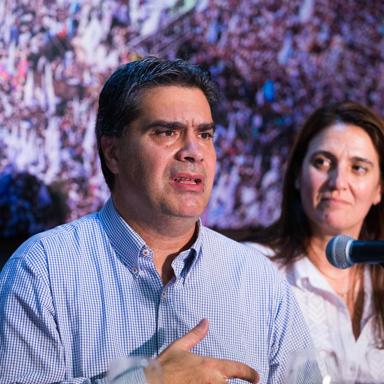 """Jorge Capitanich: """"Los delitos se incrementan cuando se genera exclusión social"""""""