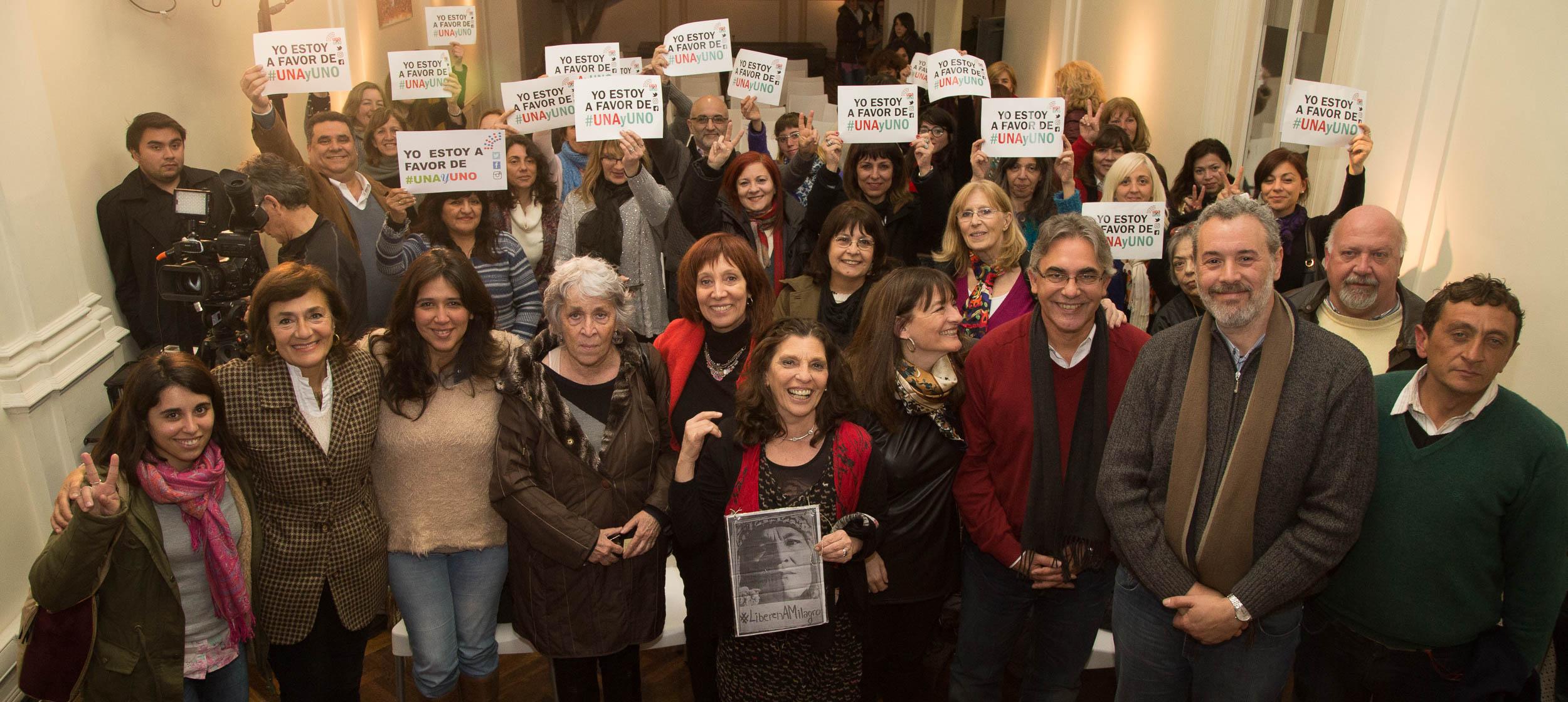 «Una y Uno: Sin equidad no hay igualdad»