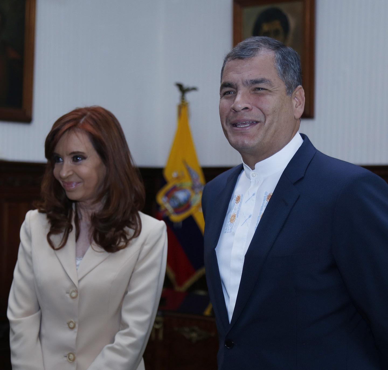 #CFKenEcuador