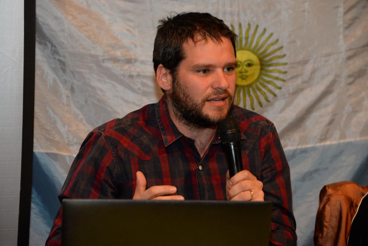 El Instituto PATRIA llevó la discusión energética al partido de 3 de Febrero