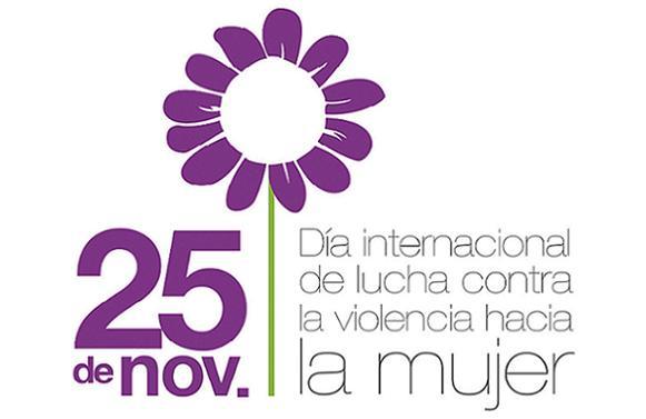 25 de noviembre. Día Internacional de no violencia contra las mujeres