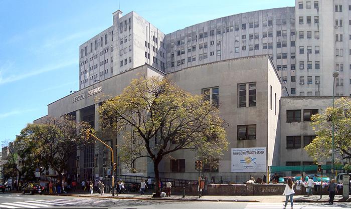 El Hospital de Clínicas, otra víctima del saqueo inmobiliario