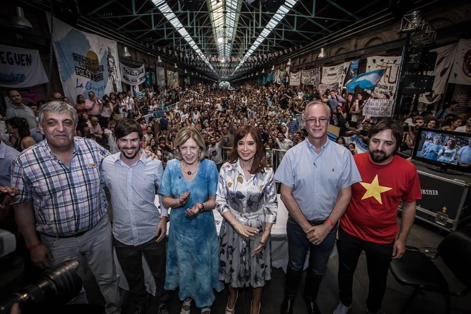 Cristina Kirchner en el III Encuentro Nacional de Salud