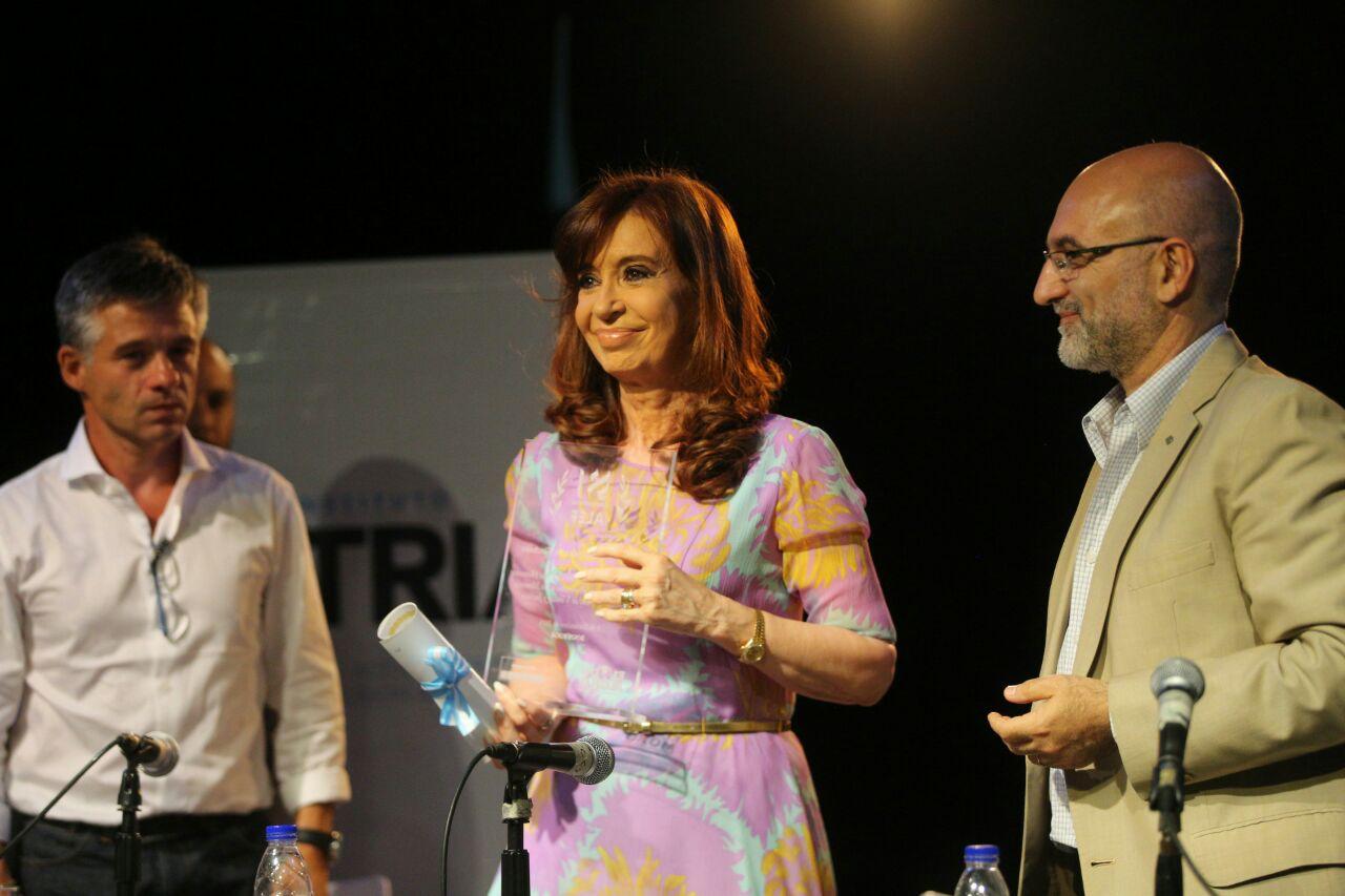 Cristina Kirchner: Prisión de Milagro Sala constituye una afrenta al prestigio de la Argentina