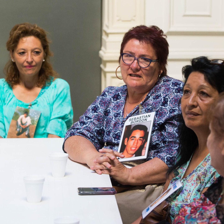El Instituto Patria recibió a las Madres de Víctimas de Violencia Institucional