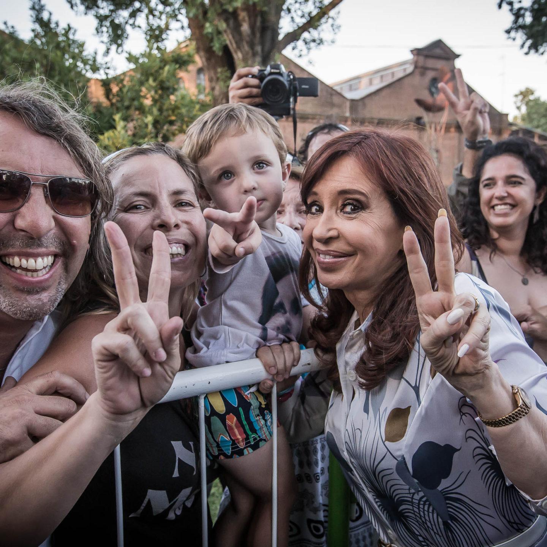 Cristina Kirchner en Lanús: Hay que organizar a la sociedad en búsqueda de la recuperación de derechos