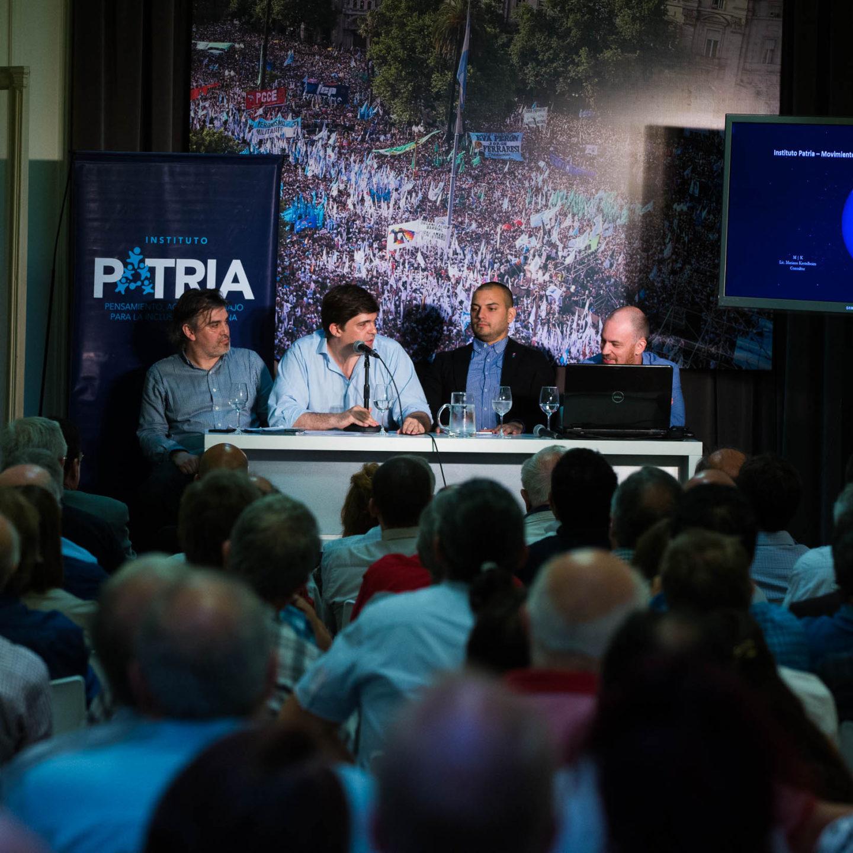 Empresarios nacionales lanzaron un espacio para enfrentar el ajuste macrista