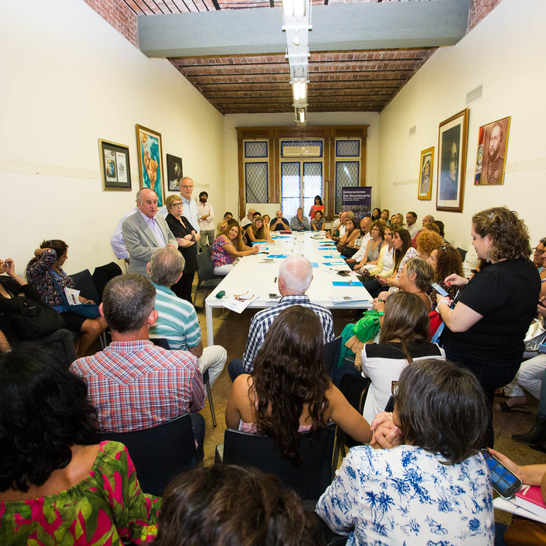 Comenzaron las actividades del 2017 en el Instituto PATRIA