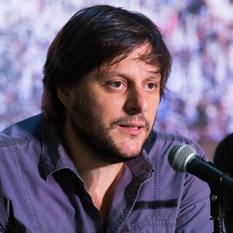 """Leandro Santoro: """"El pedagogo o el militante lo que tiene que hacer es provocar la reflexión para recrear la comunidad""""."""