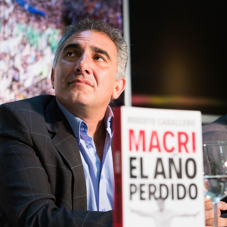 """Roberto Caballero: """"Contar, transmitir, predicar"""""""