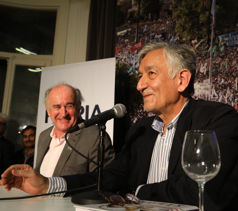 Alberto Rodríguez Saá: «Tenemos que unirnos bajo el programa político que nos está dictando la calle»