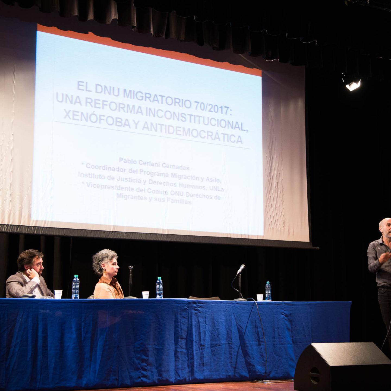 Migración y asilo: La integración y los proyectos de ciudadanía regional (4º clase del curso de DDHH)