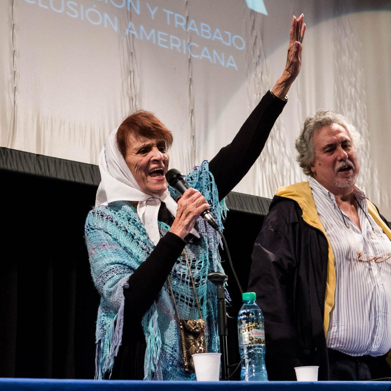 La lucha contra el Terrorismo de Estado en Argentina (3ª clase del Curso de Derechos Humanos)