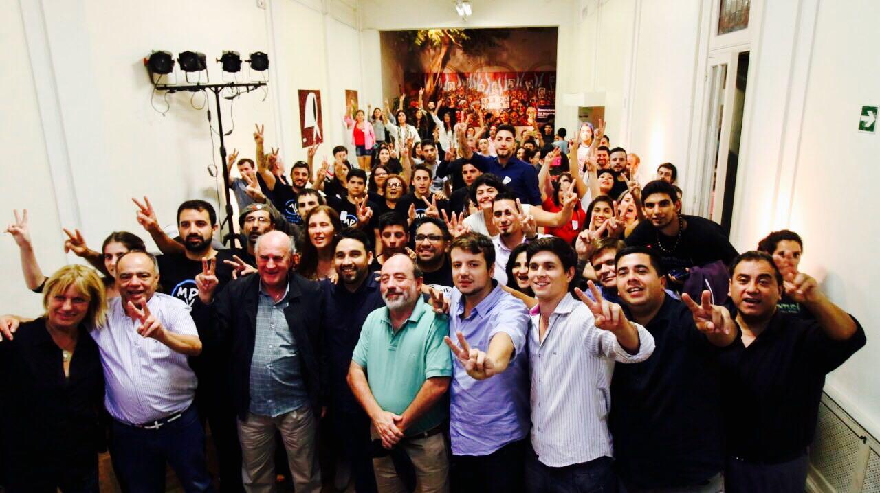 Las Generaciones del Bicentenario en una jornada de formación en el Instituto PATRIA