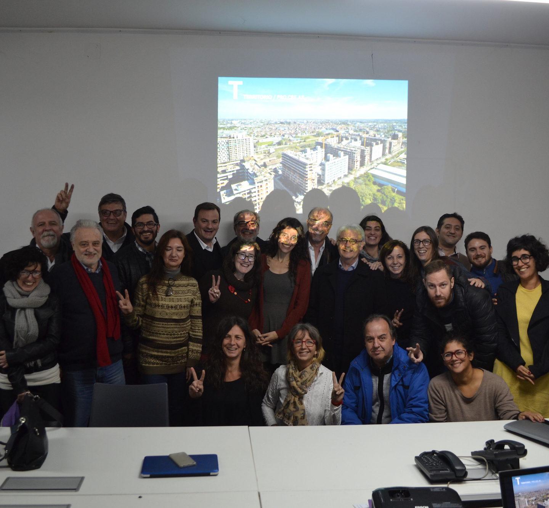 Trabajo conjunto del Bloque del FpV de la Ciudad de Buenos Aires y la Comisión de Hábitat y Urbanismo del Instituto PATRIA