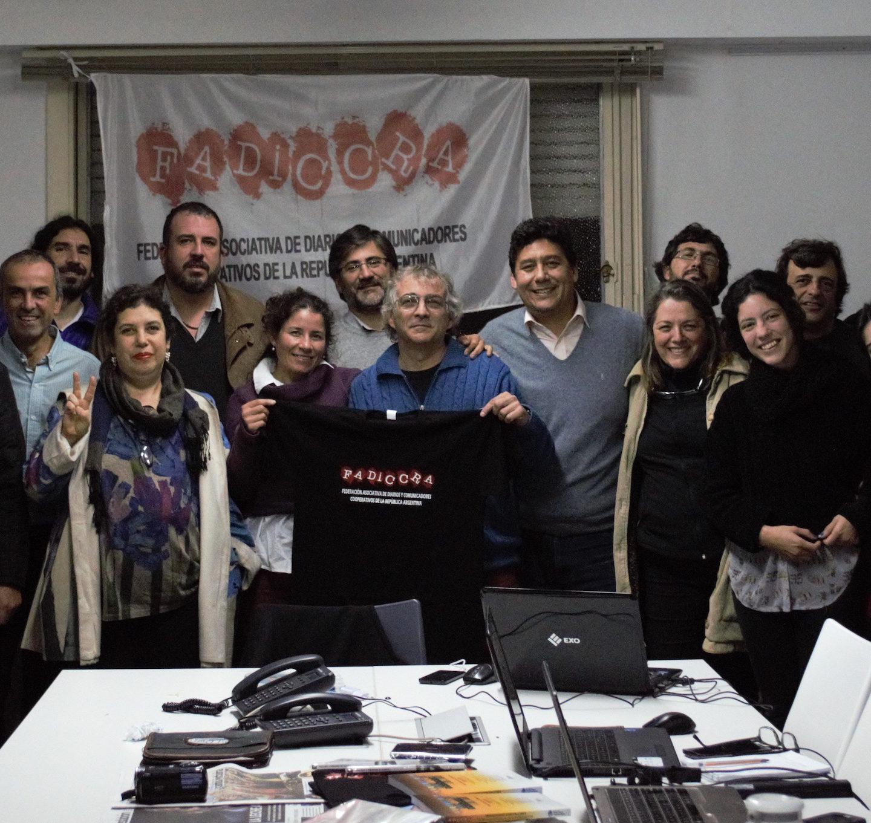 Fadiccra: Una comunicación al servicio del pueblo