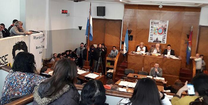 Declaran de Interés Legislativo en Lomas de Zamora las acciones de la Comisión de Inclusión y Desarrollo Social