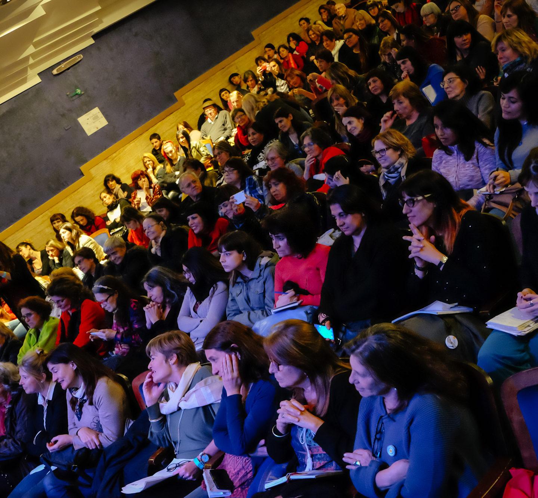 Mirá las fotos del Seminario «Peronismo y Feminismo»