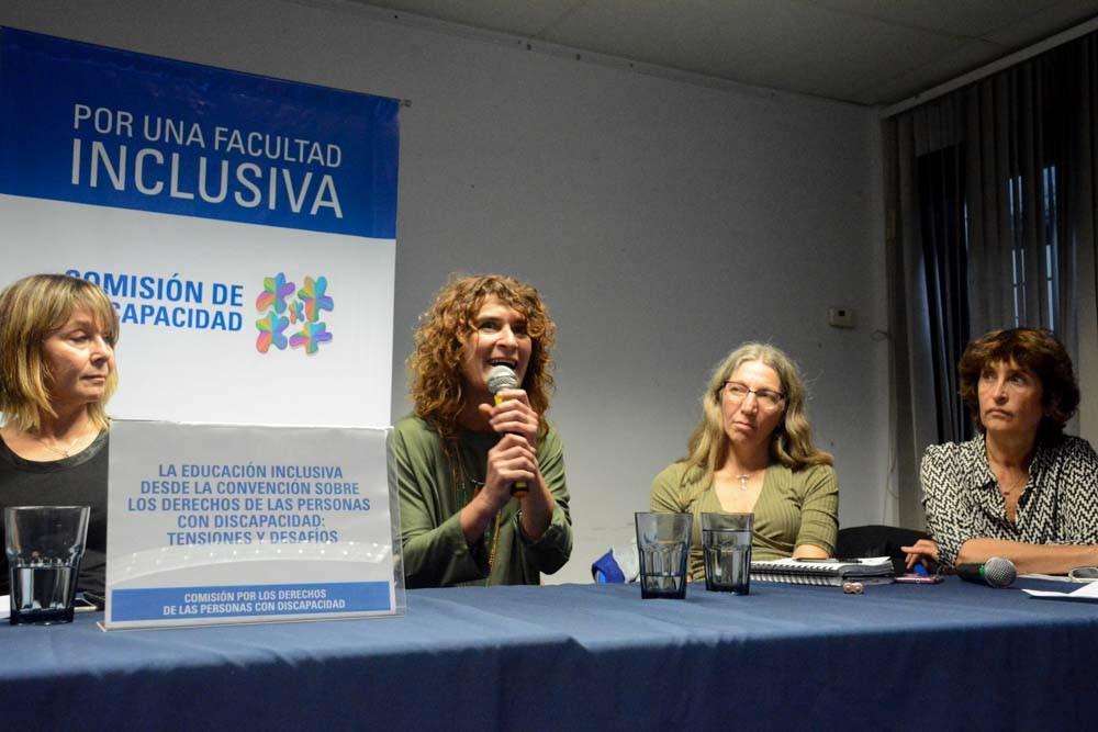 La educación inclusiva desde la Convención sobre los Derechos de las Personas con Discapacidad. Tensiones y desafíos