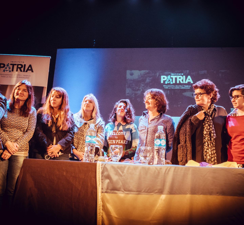Cierre del Seminario Peronismo y Feminismo