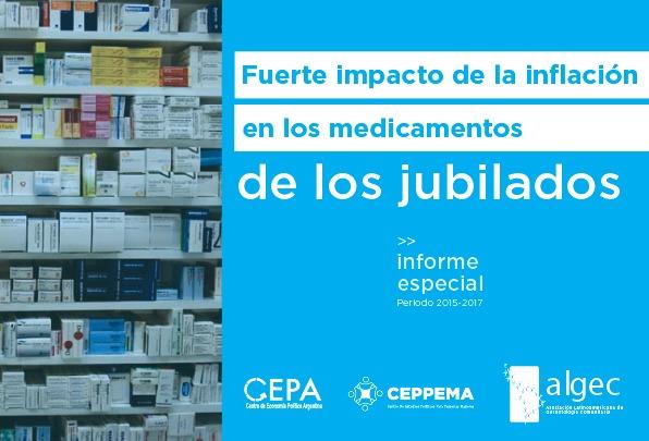El fuerte impacto inflacionario en los medicamentos esenciales utilizados por las personas mayores