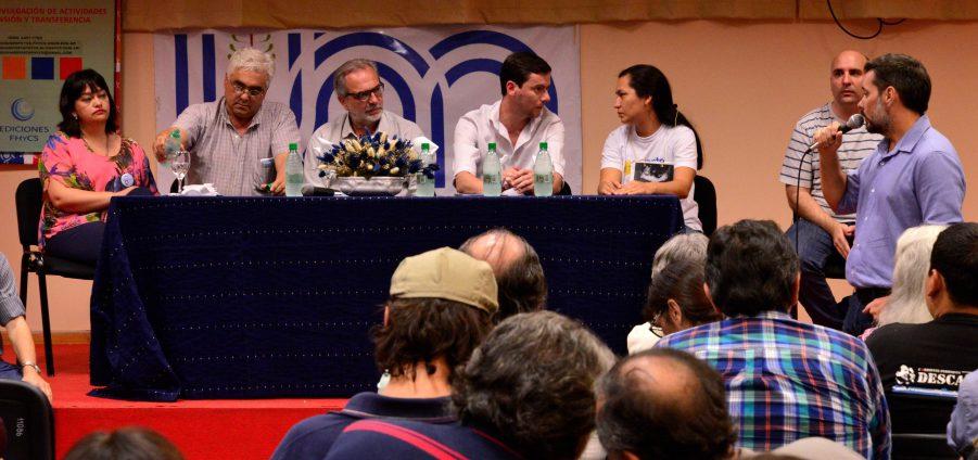 Jornada sobre Hábitat y Urbanización en la Universidad Nacional de Misiones