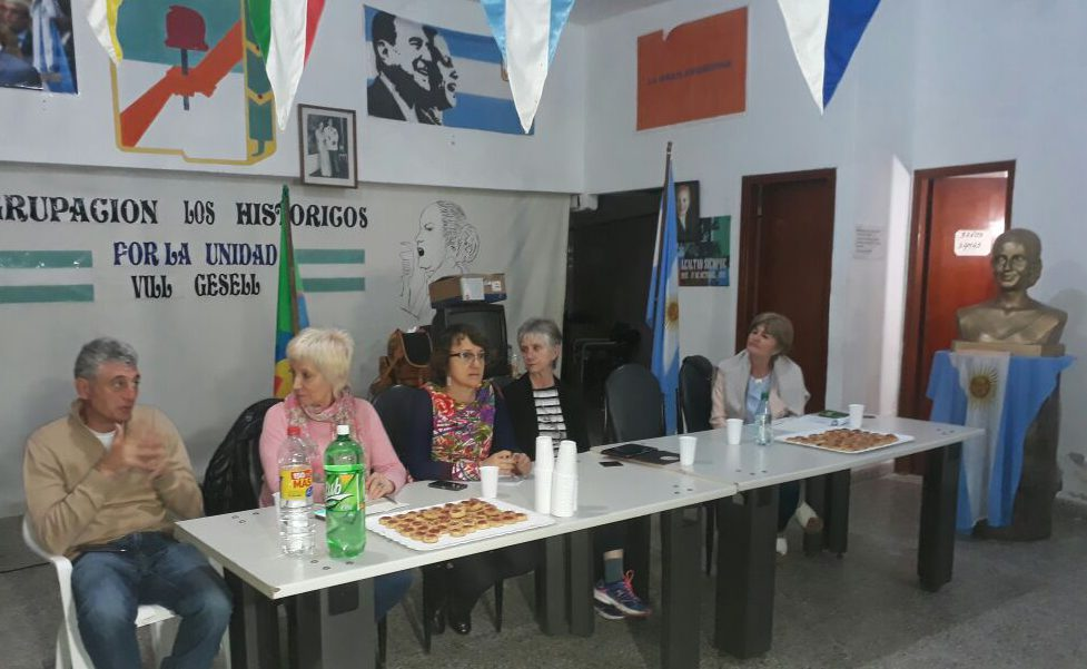 La Comisión de Mujeres y Géneros en Villa Gesell