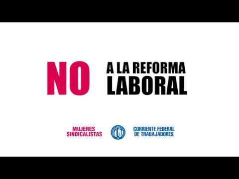 Mujeres sindicalistas de la CFT dicen «No al ajuste, no a la reforma laboral»