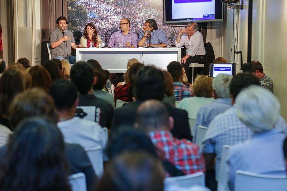 """Cronica de la Charla debate: """"Ajuste y Emergencia en Niñez en la Argentina"""""""