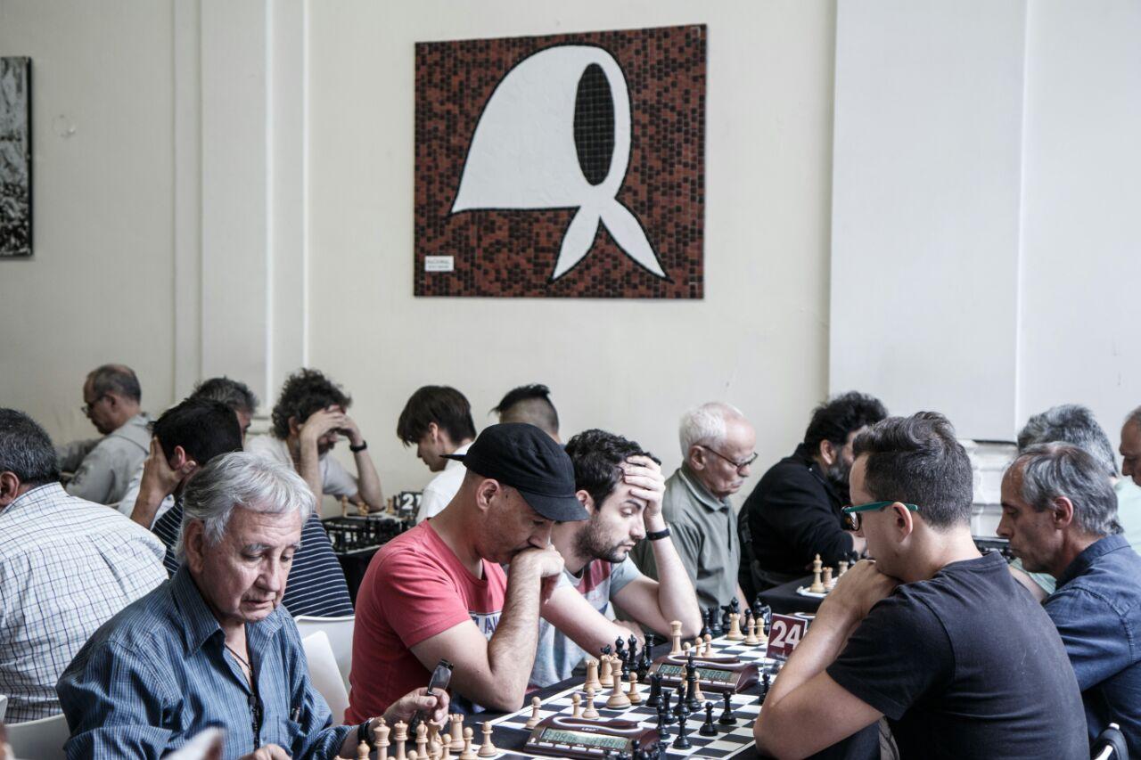 Se disputó un gran torneo de ajedrez en el Instituto PATRIA