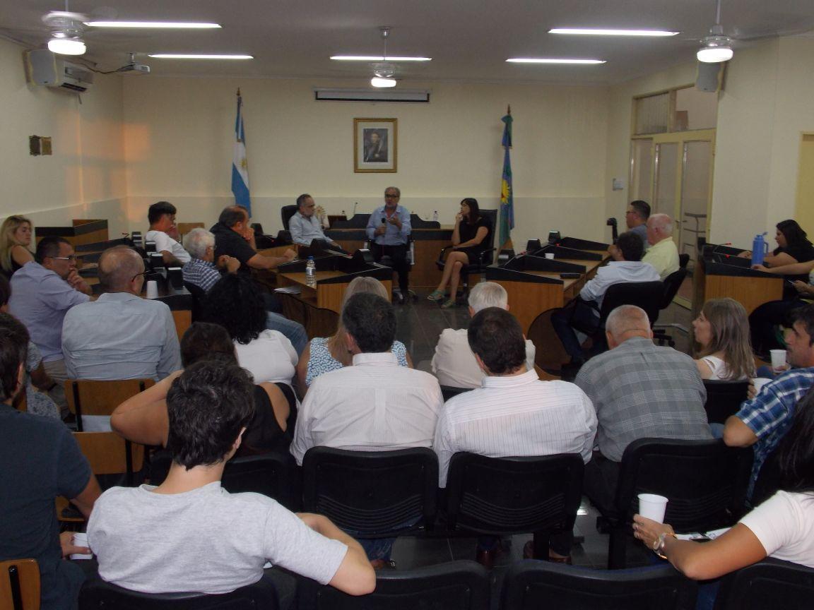 Políticas de Hábitat en San Andrés de Giles