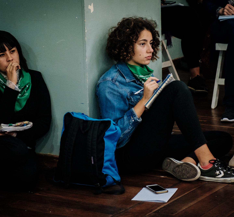 """Segunda clase de Peronismo y Feminismo: """"Las mujeres peronistas nos vamos a empoderar por Evita y por Cristina"""""""