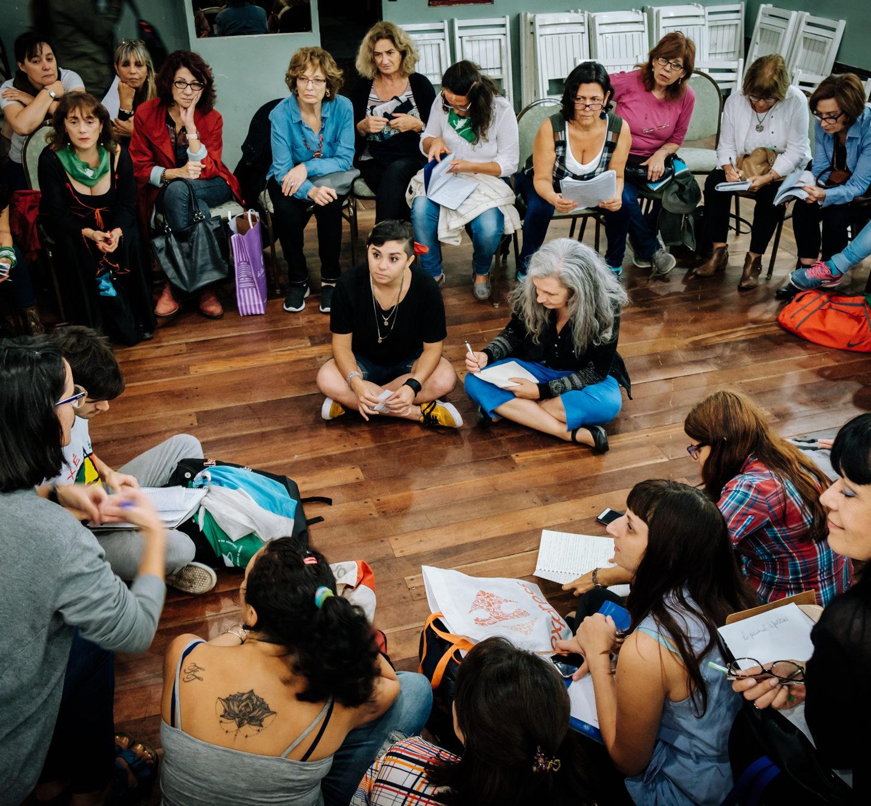 Con debate y propuestas, concluyó el Seminario de Peronismo y Feminismo