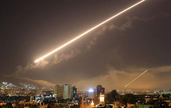 Condenamos el ataque militar a Siria