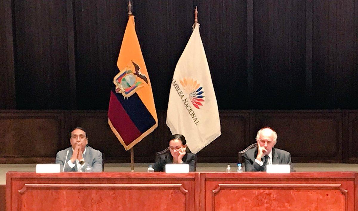 Oscar Parrilli participó del Foro «La Judicialización de la Política en América Latina» en Ecuador