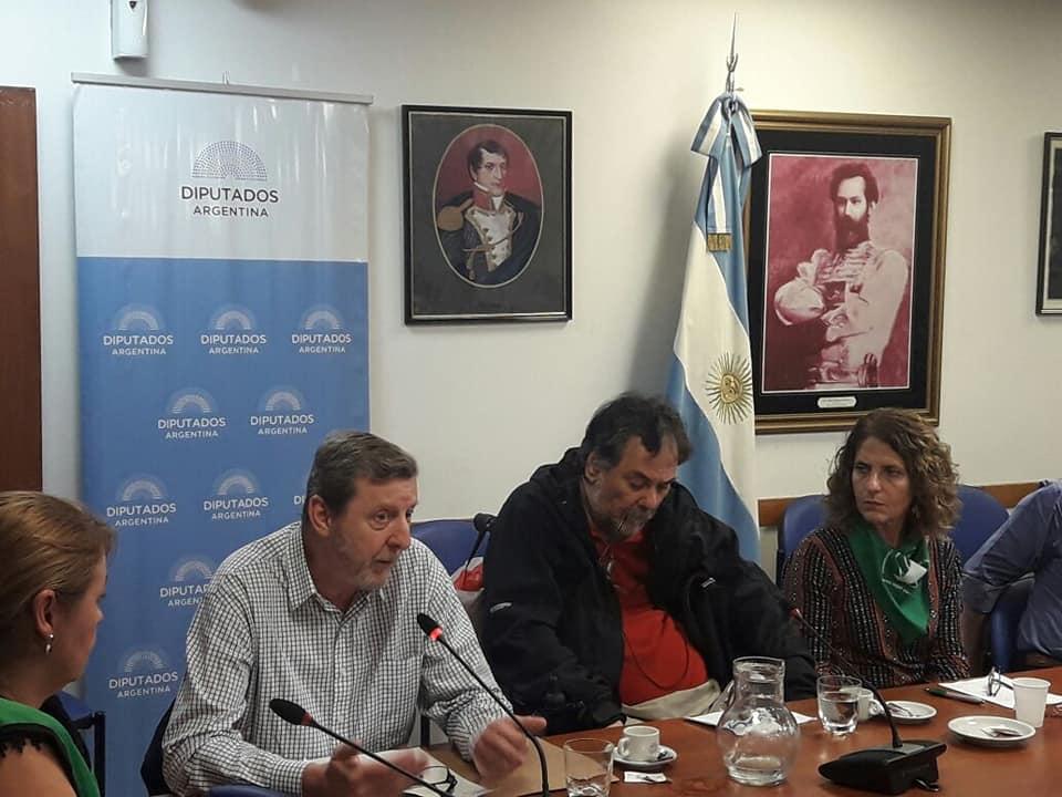Informe sobre Pensiones no Contributivas en la Jornada Pública de debate en el Congreso Nacional