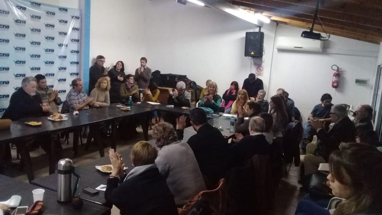 Reunión del Observatorio del Estado Provincial – Comisión Estado y AP