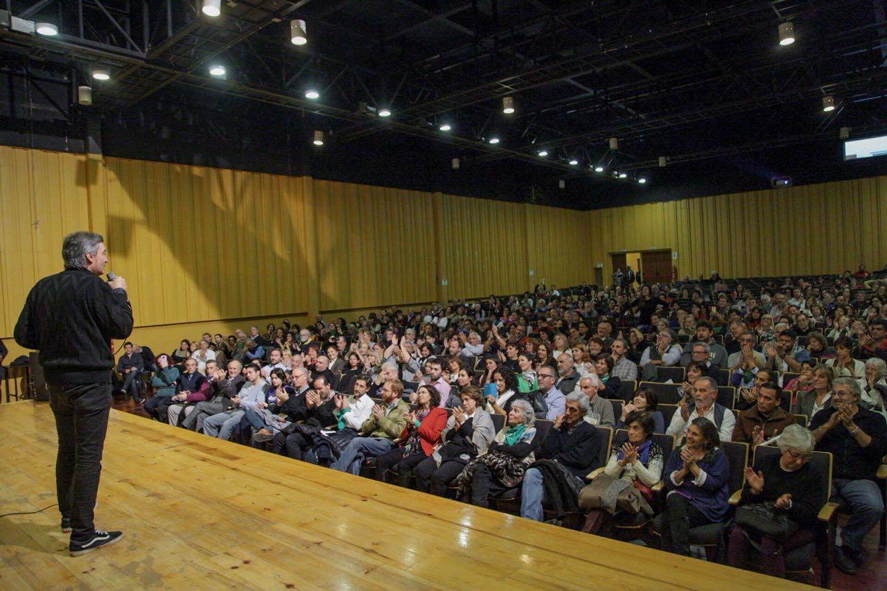 Se realizó la conferencia de cierre de los cursos del primer cuatrimestre