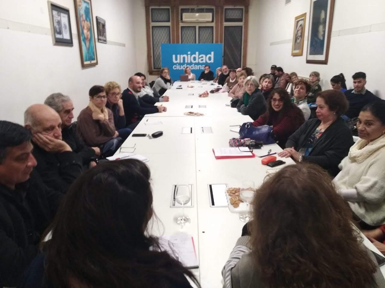 Propuesta participativa para desarrollar leyes en defensa de los Derechos Humanos de las Personas Mayores