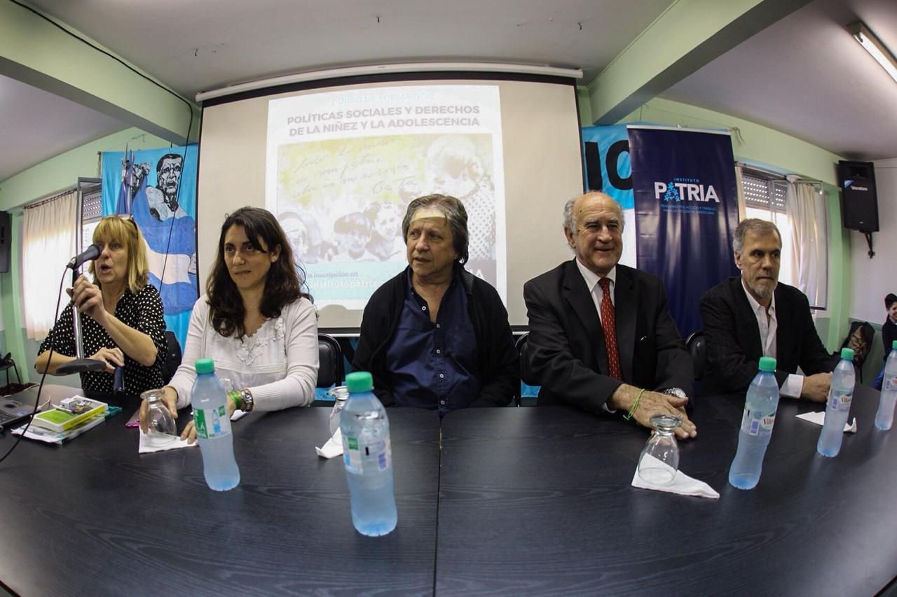 Iniciamos el Curso de políticas sociales y derechos de los niños, niñas y adolescentes